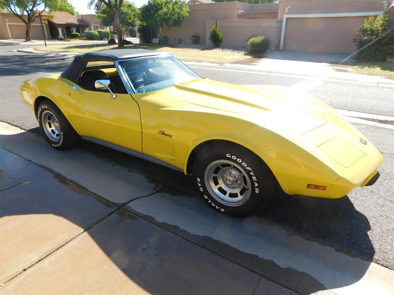 Large Picture of 1975 Corvette located in Arizona - $37,967.00 Offered by Classic Car Pal - M81R