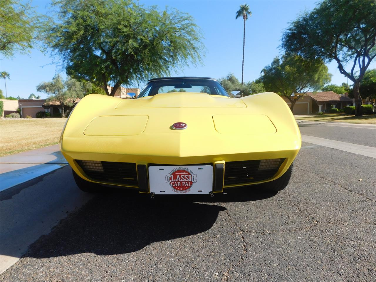 Large Picture of 1975 Chevrolet Corvette Offered by Classic Car Pal - M81R