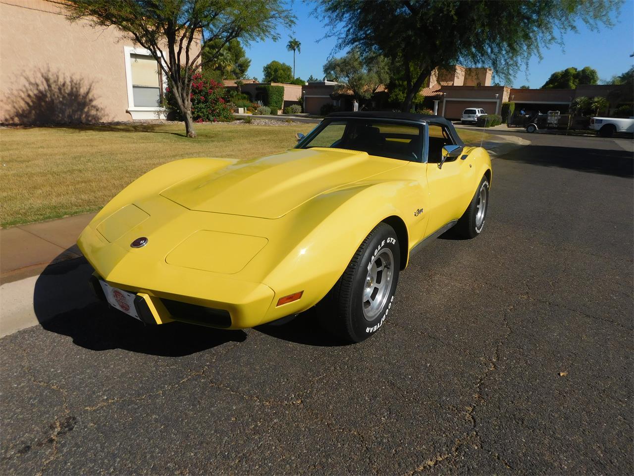 Large Picture of 1975 Corvette - $37,967.00 - M81R