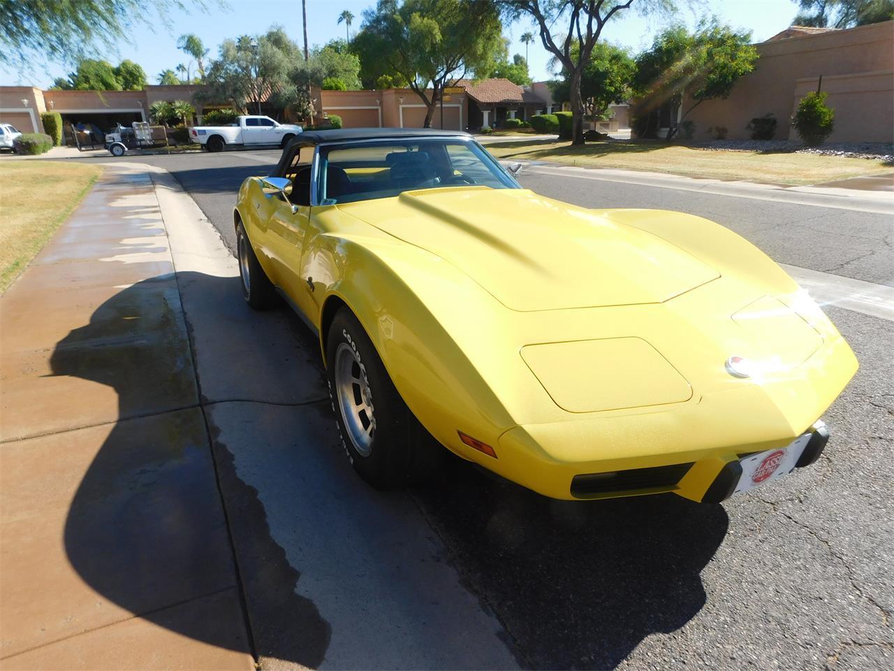 Large Picture of 1975 Chevrolet Corvette located in Arizona - M81R
