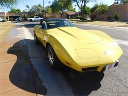 Picture of 1975 Corvette located in Phoenix Arizona - M81R