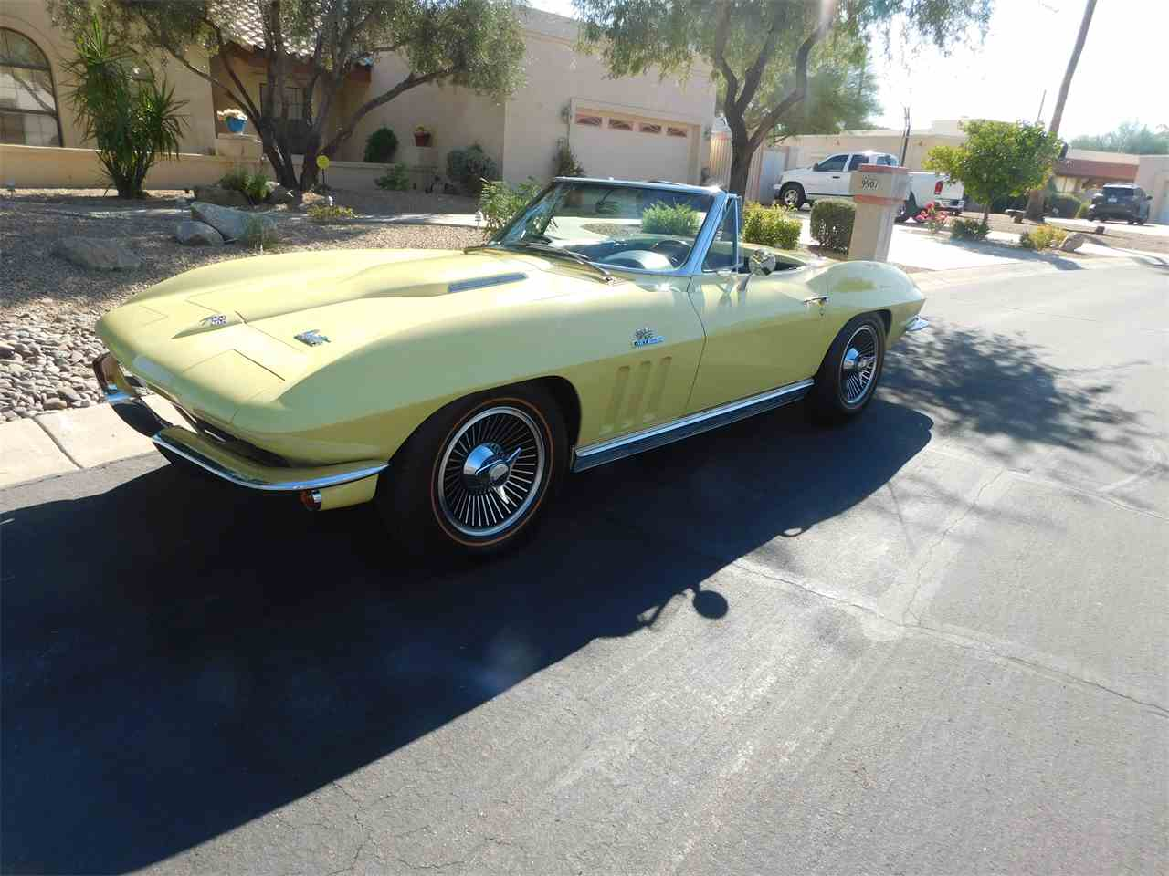 Large Picture of '66 Chevrolet Corvette located in Arizona - $87,965.00 Offered by Classic Car Pal - M81X