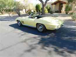 Picture of 1966 Corvette located in Phoenix Arizona - $87,965.00 - M81X