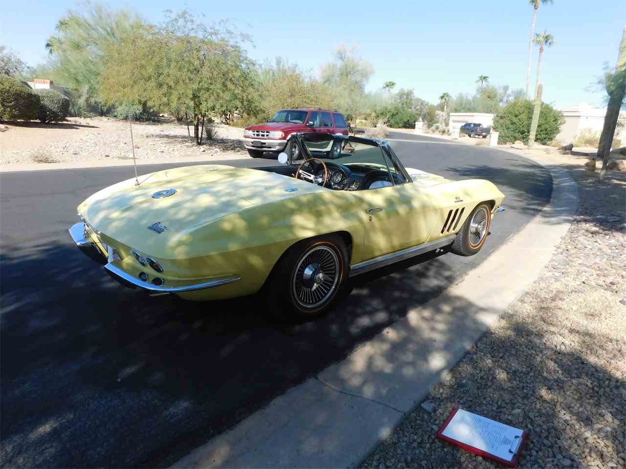 Large Picture of Classic 1966 Chevrolet Corvette located in Arizona Offered by Classic Car Pal - M81X