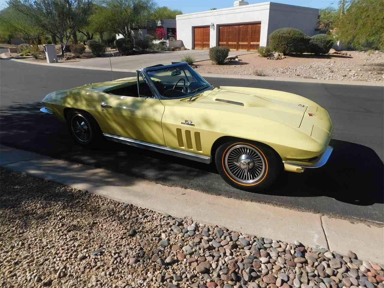 Large Picture of Classic '66 Chevrolet Corvette - $87,965.00 Offered by Classic Car Pal - M81X