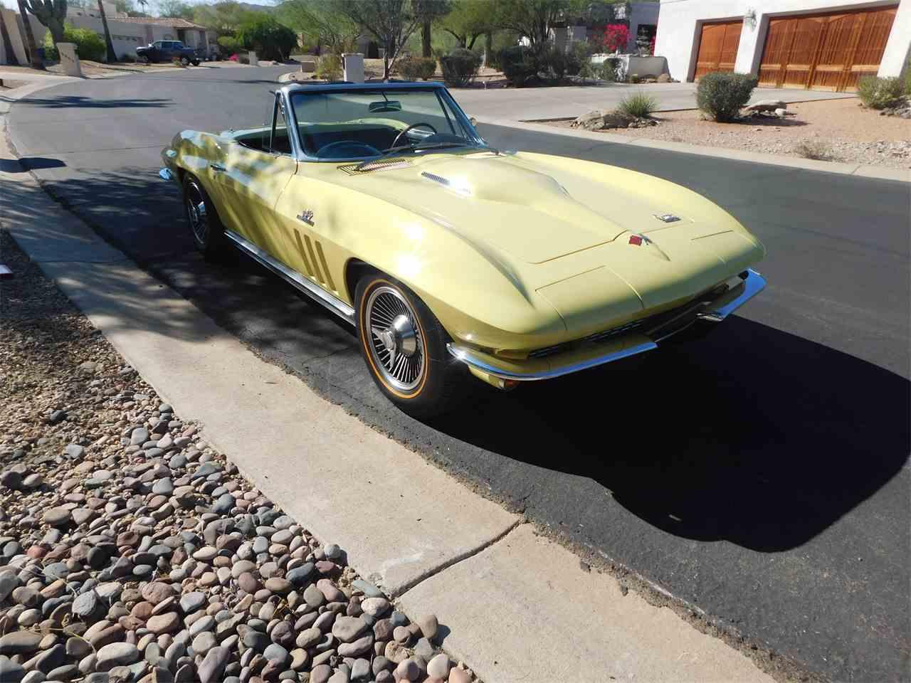 Large Picture of 1966 Chevrolet Corvette located in Arizona - M81X