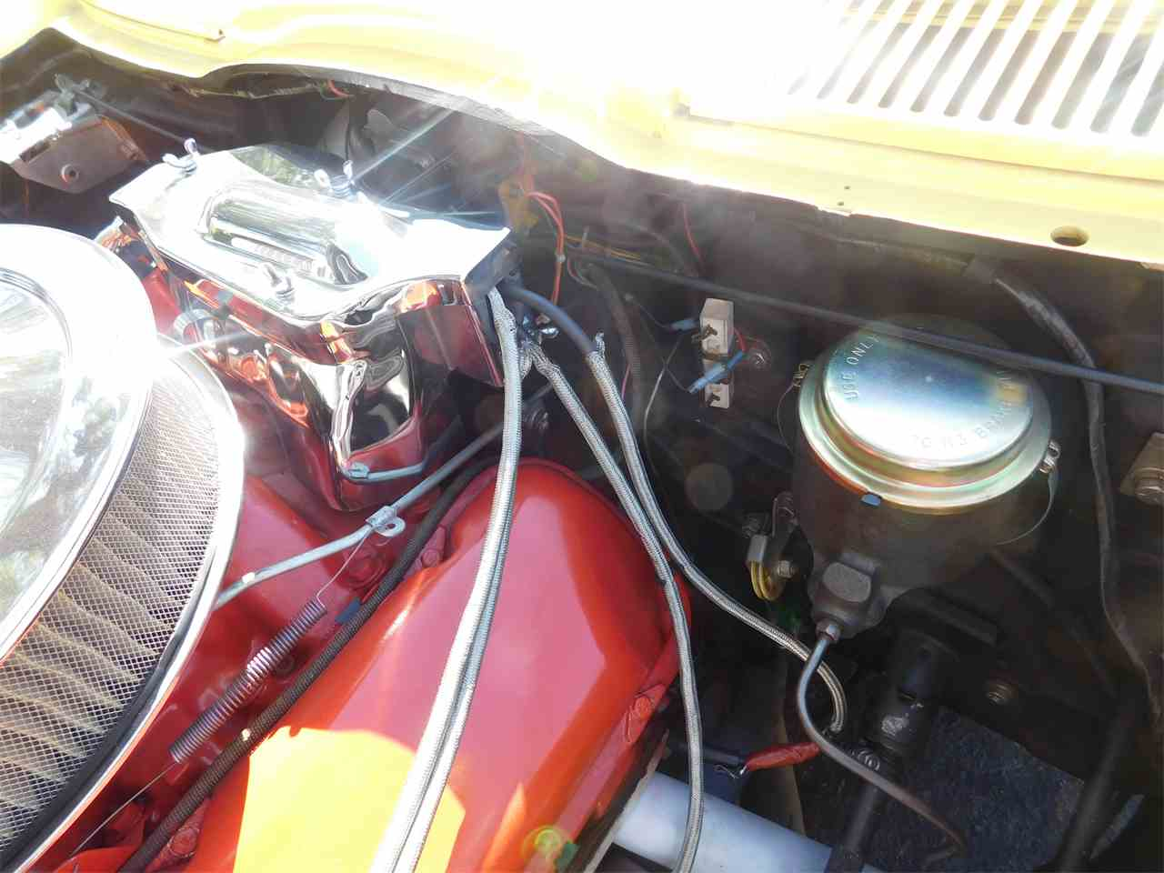 Large Picture of Classic '66 Chevrolet Corvette located in Phoenix Arizona - M81X
