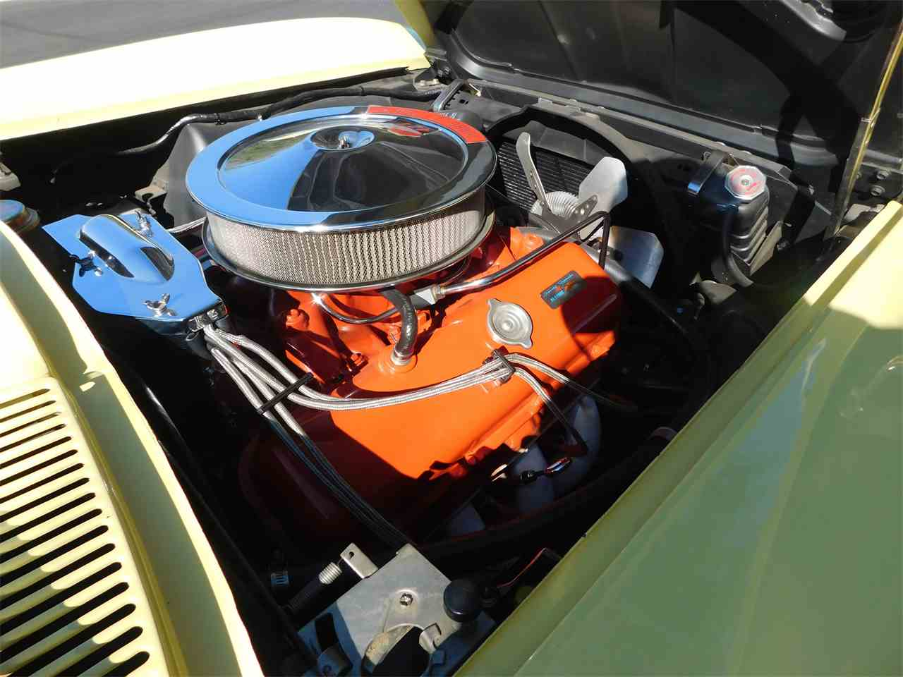 Large Picture of Classic 1966 Chevrolet Corvette - M81X