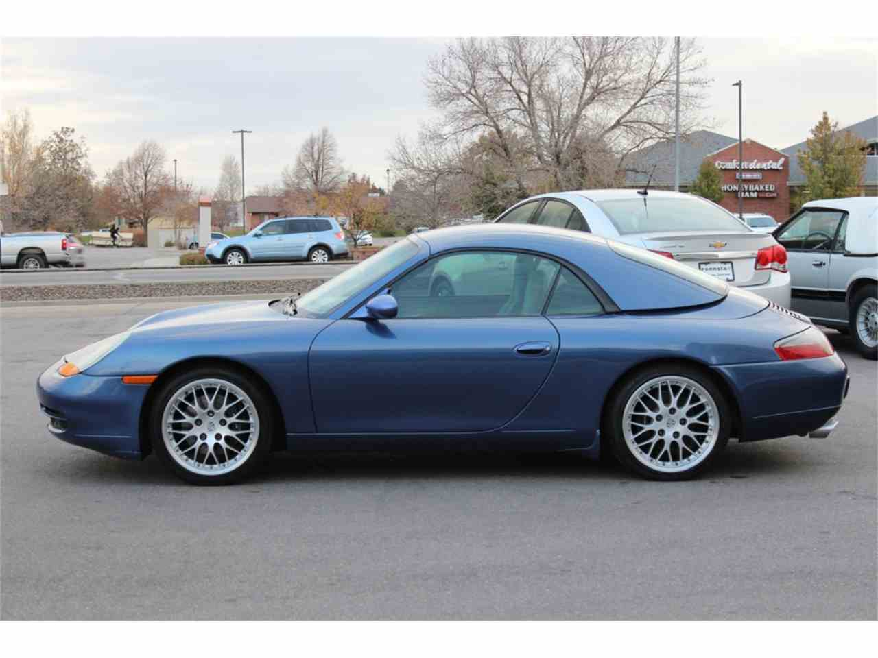Large Picture of '00 911 - M83P
