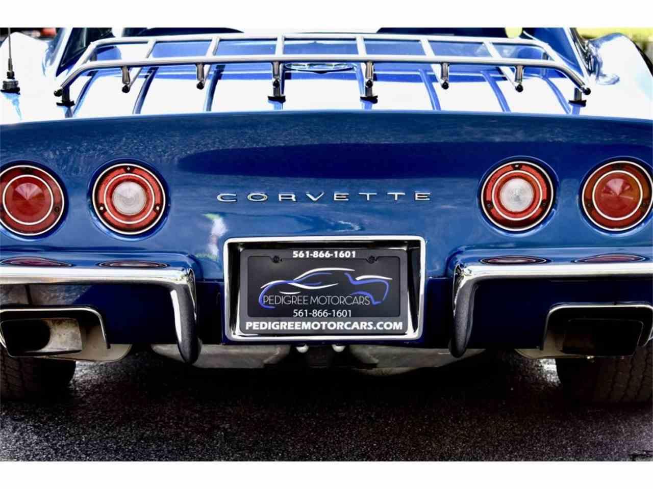 1970 Chevrolet Corvette for Sale | ClassicCars.com | CC-1036966