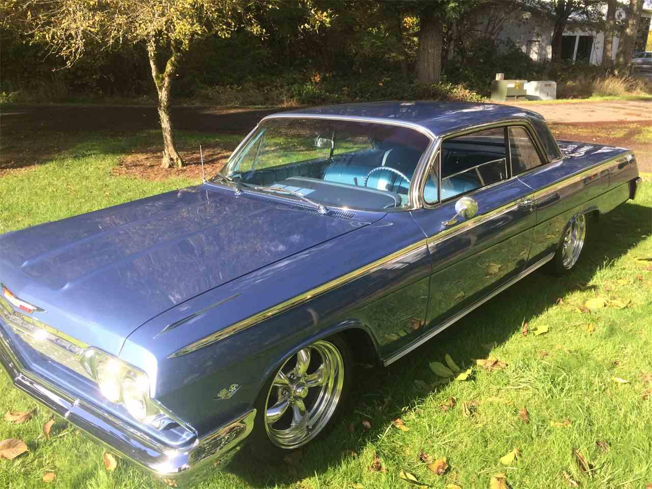 Large Picture of Classic '62 Chevrolet Impala located in Centralia Washington - M85I