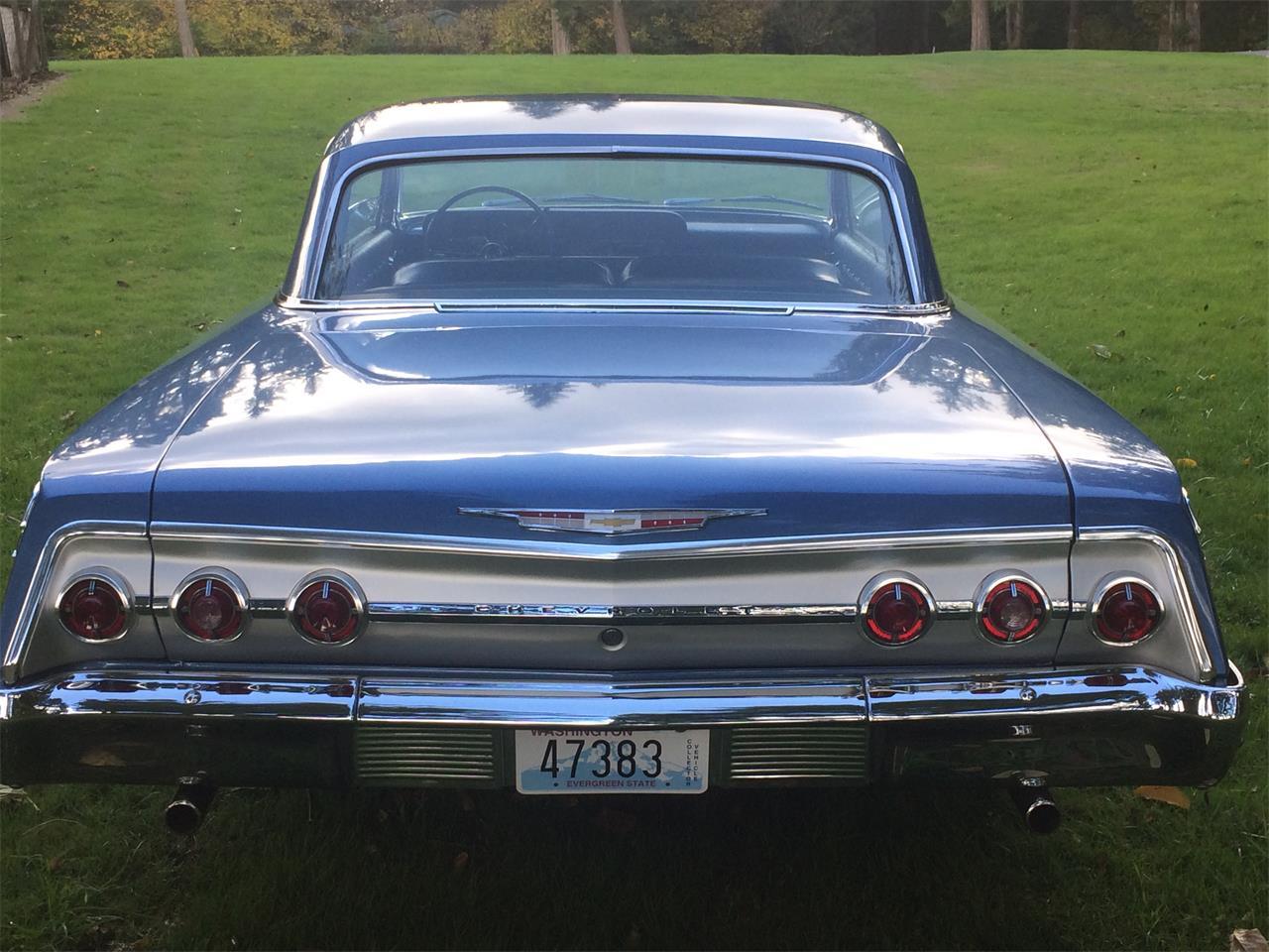 Large Picture of '62 Impala - M85I