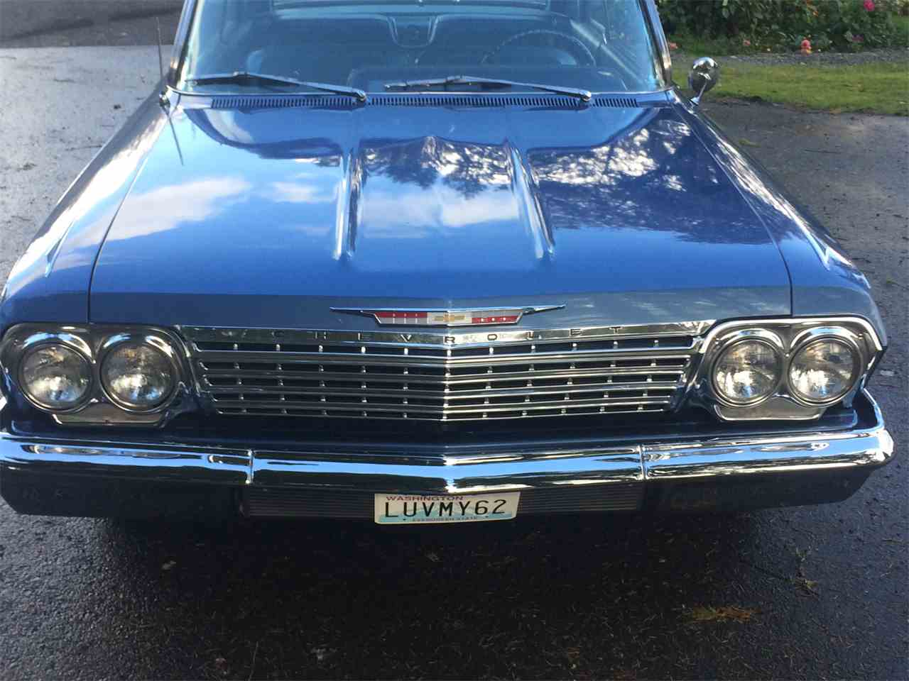 Large Picture of '62 Chevrolet Impala - M85I