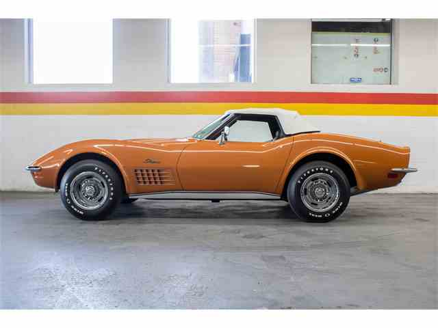 Picture of '72 Corvette - M85M