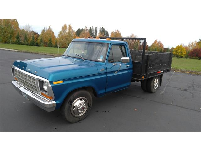 F350 Dually For Sale >> 1977 To 1979 Ford F350 For Sale On Classiccars Com