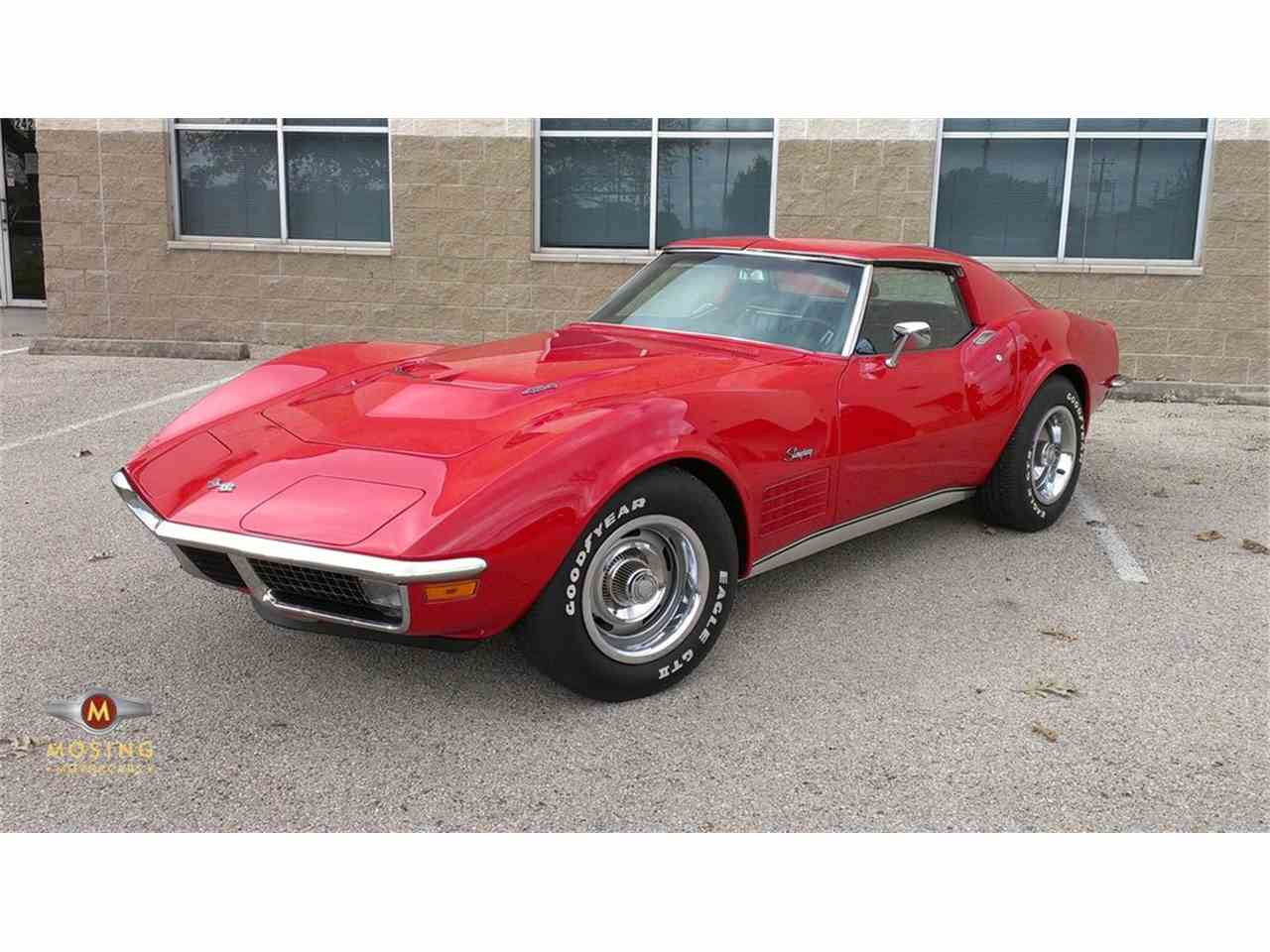 Large Picture of '71 Corvette - M869