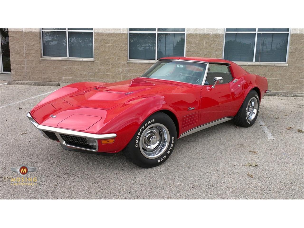 Large Picture of '71 Corvette - M869