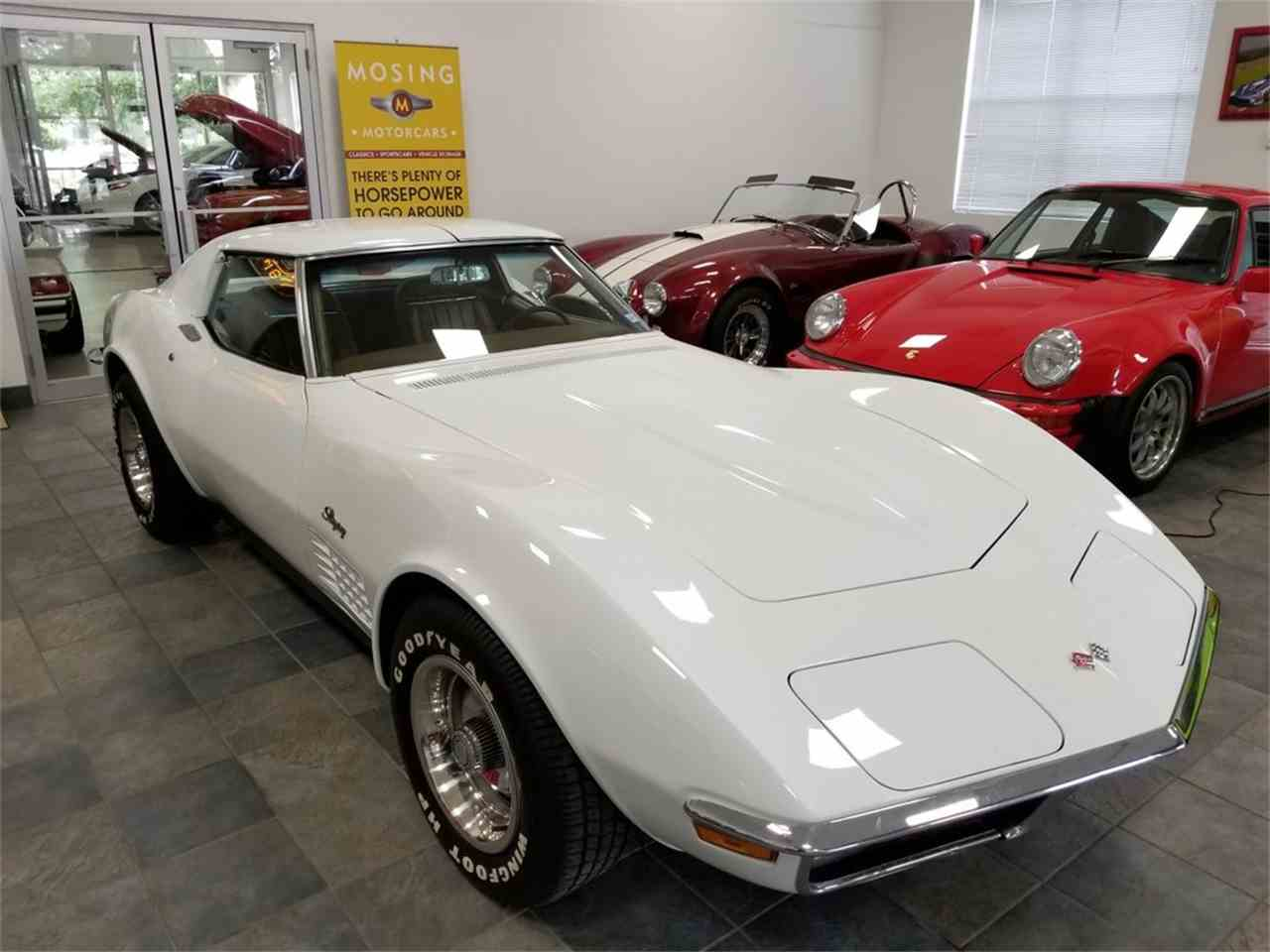 Large Picture of 1971 Chevrolet Corvette - M86F