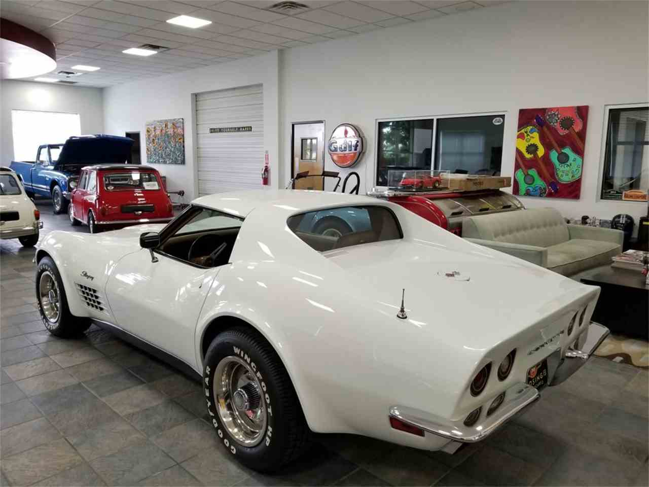 Large Picture of Classic 1971 Chevrolet Corvette - M86F