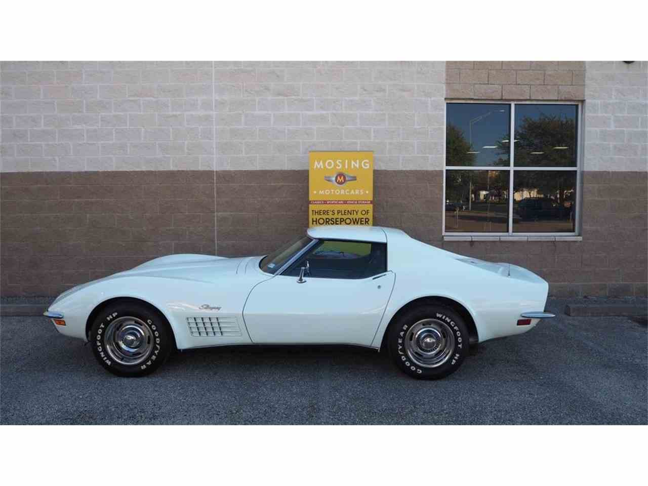 Large Picture of Classic 1971 Chevrolet Corvette - $29,999.00 Offered by Mosing Motorcars - M86F