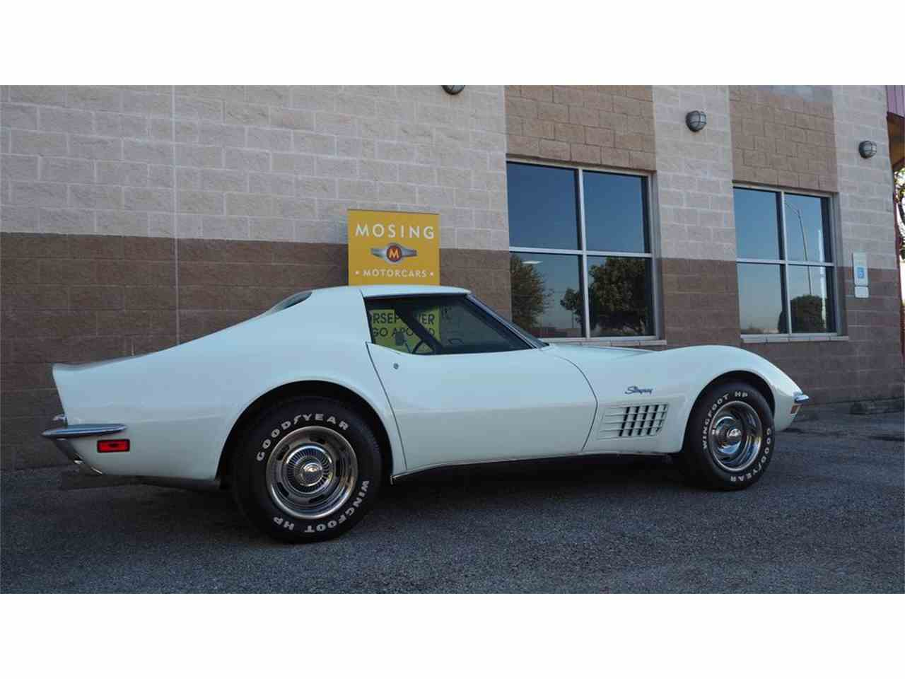 Large Picture of Classic '71 Chevrolet Corvette Offered by Mosing Motorcars - M86F