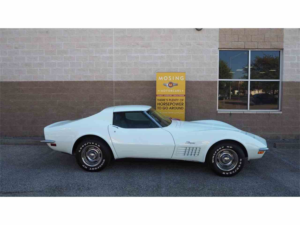 Large Picture of '71 Chevrolet Corvette - $29,999.00 - M86F
