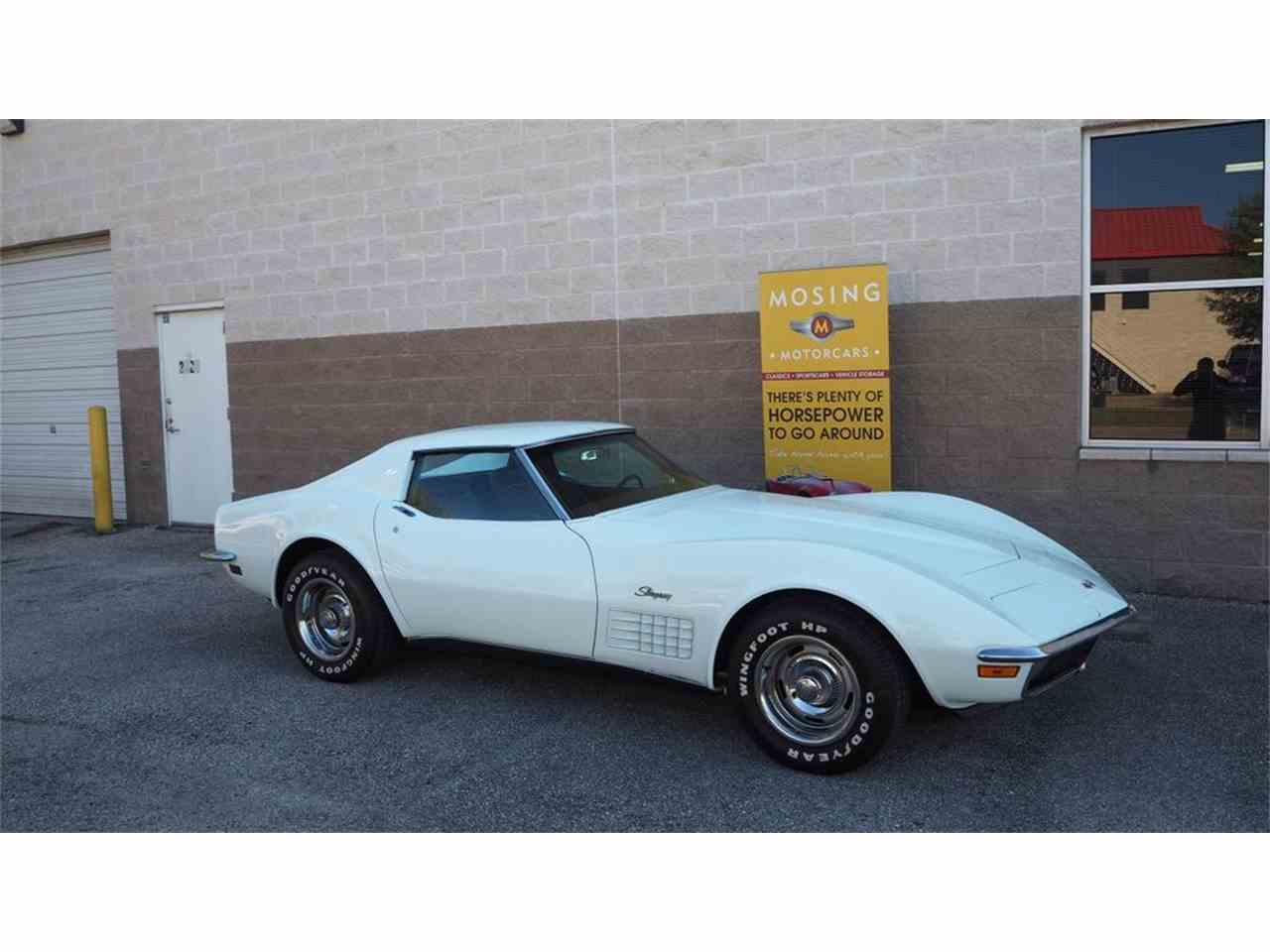 Large Picture of 1971 Chevrolet Corvette located in Texas - $29,999.00 Offered by Mosing Motorcars - M86F