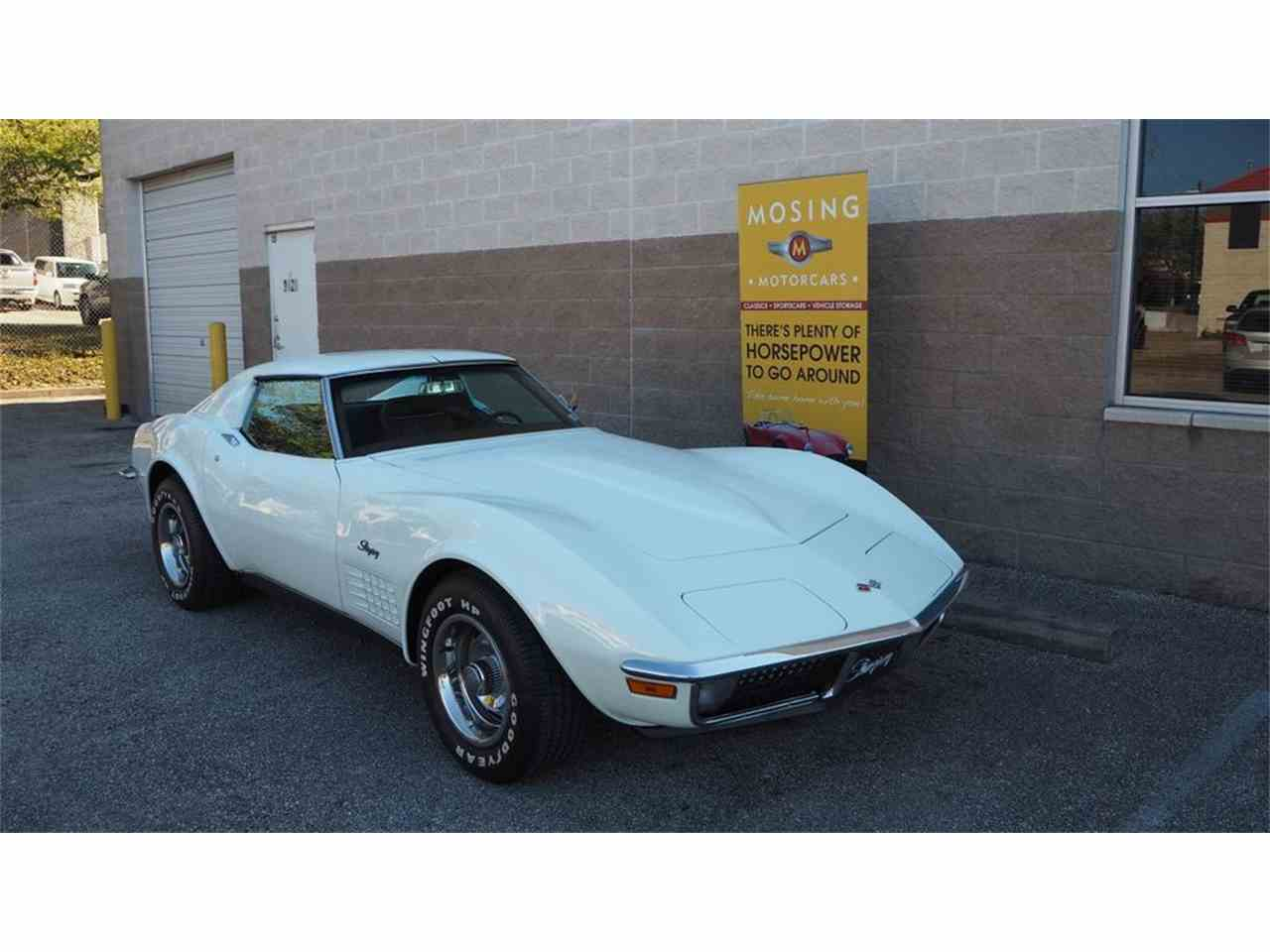 Large Picture of '71 Chevrolet Corvette located in Texas - $29,999.00 - M86F