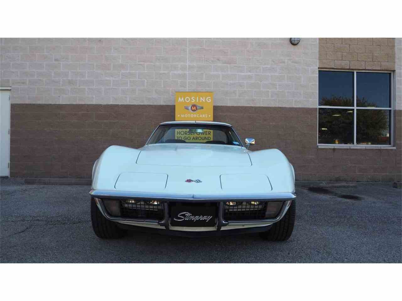 Large Picture of Classic 1971 Chevrolet Corvette located in Austin Texas - $29,999.00 Offered by Mosing Motorcars - M86F