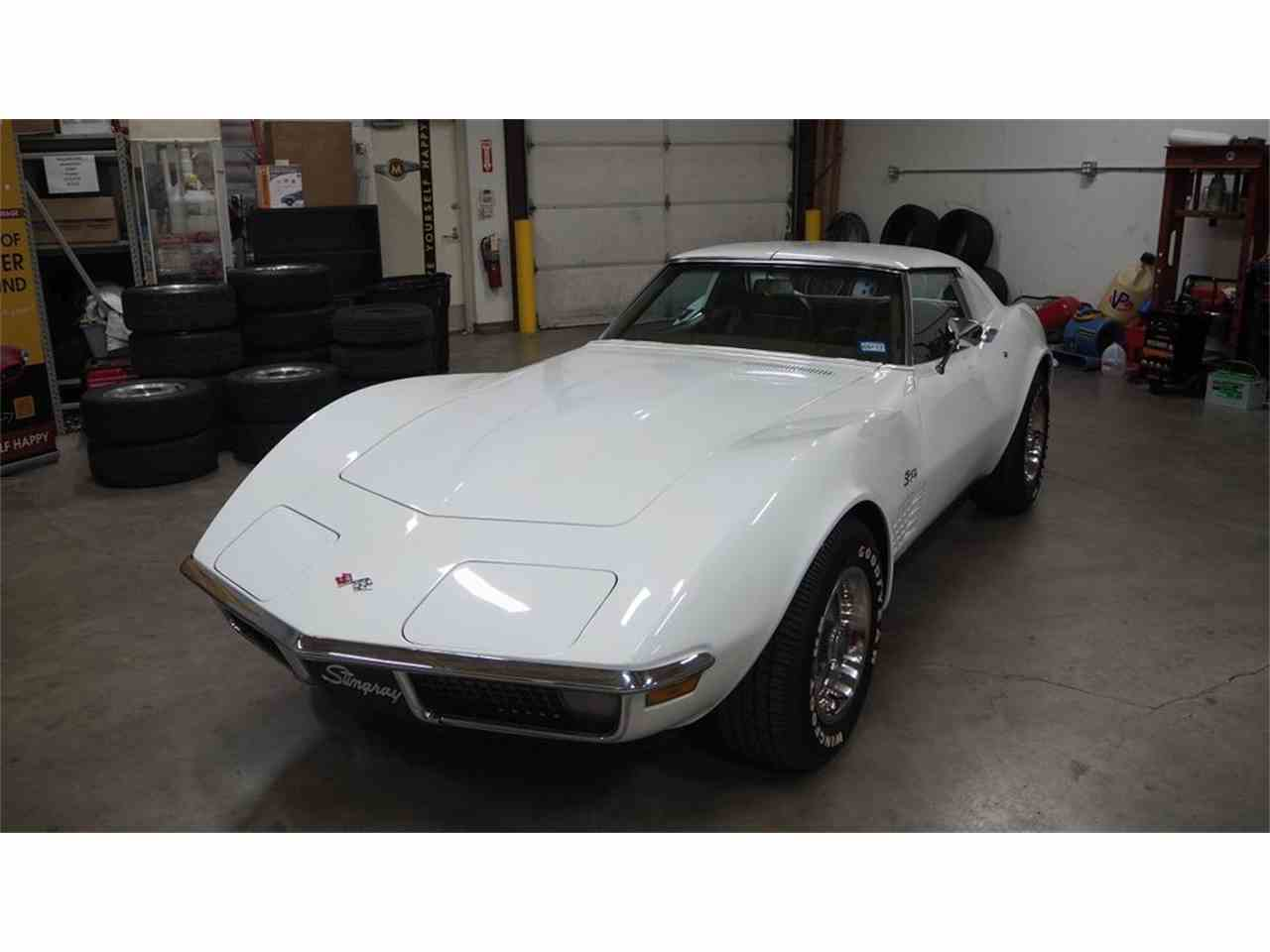 Large Picture of '71 Corvette Offered by Mosing Motorcars - M86F