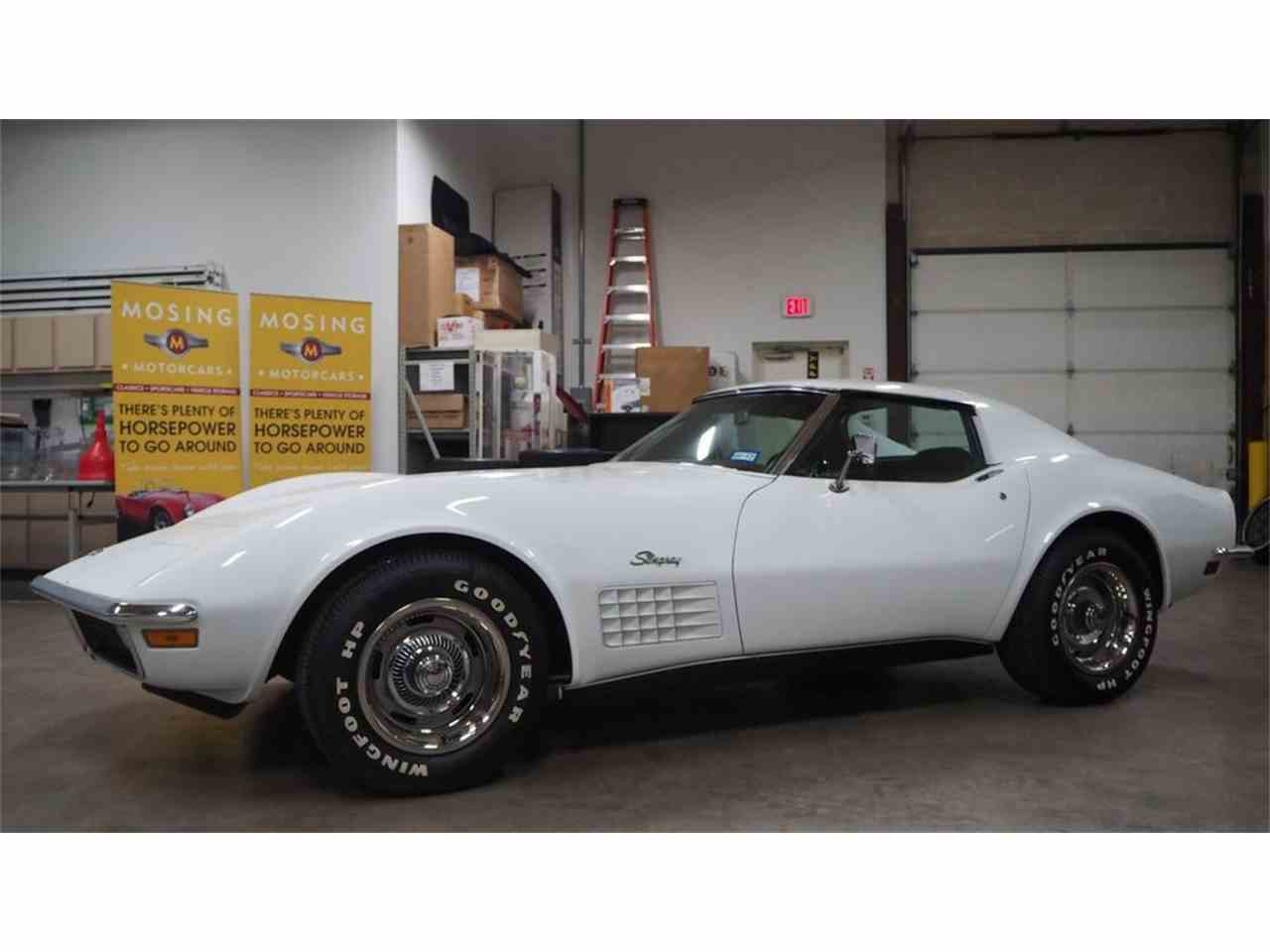 Large Picture of 1971 Corvette Offered by Mosing Motorcars - M86F
