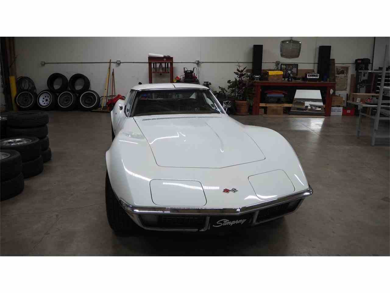 Large Picture of 1971 Corvette located in Texas Offered by Mosing Motorcars - M86F