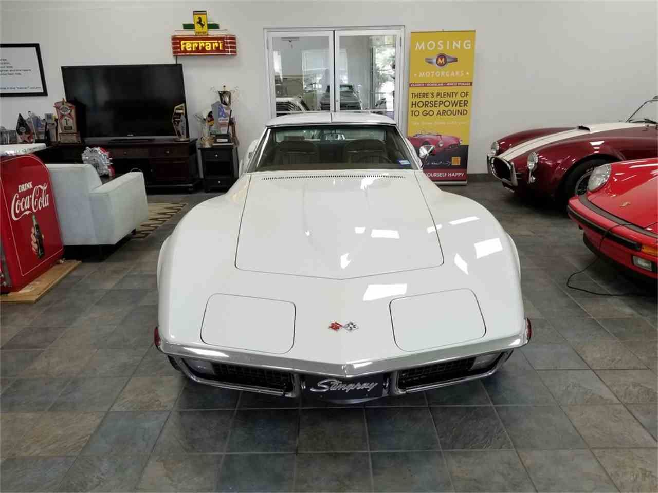 Large Picture of Classic '71 Chevrolet Corvette - $29,999.00 - M86F