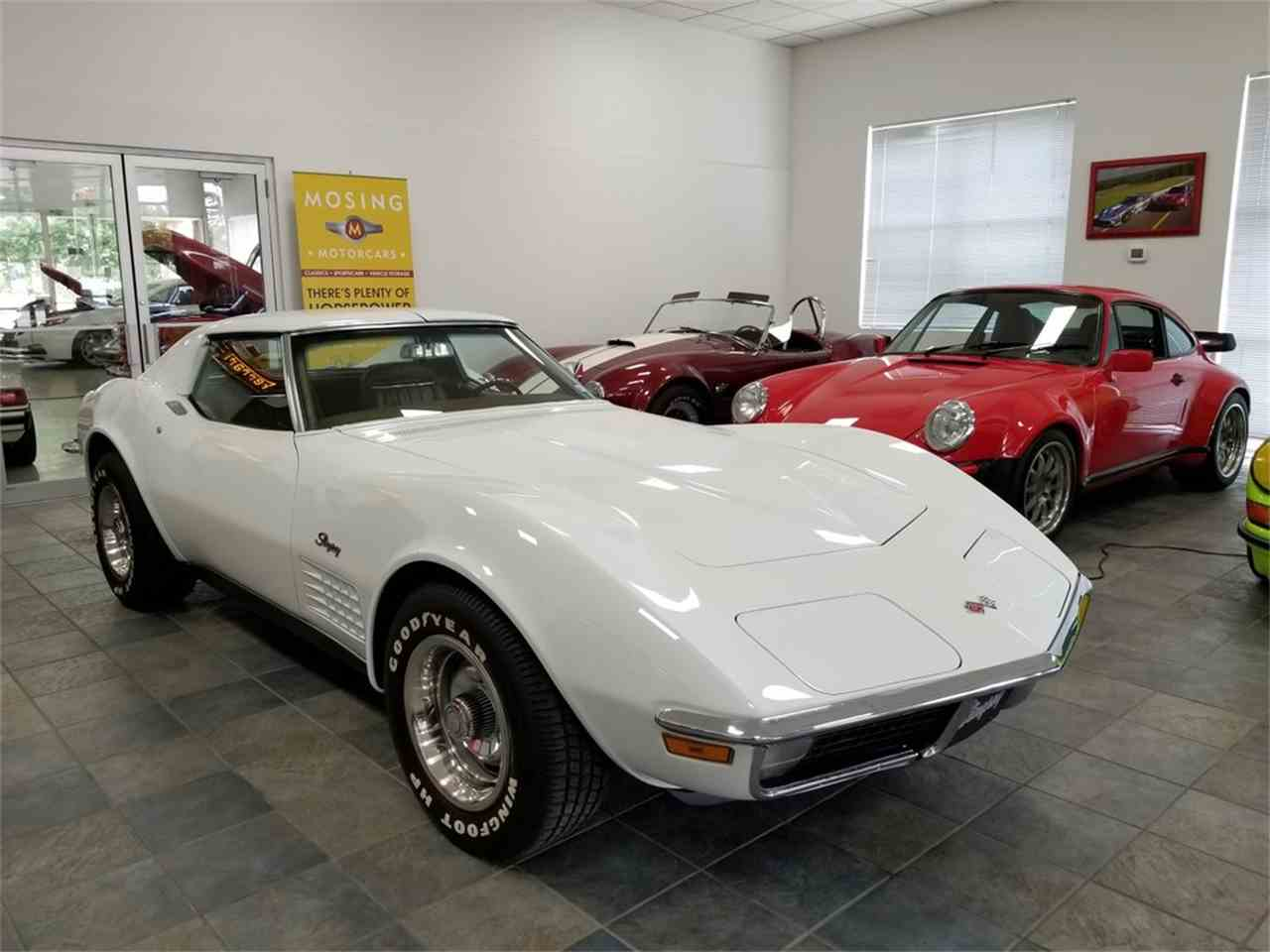 Large Picture of Classic '71 Corvette located in Austin Texas - $29,999.00 - M86F