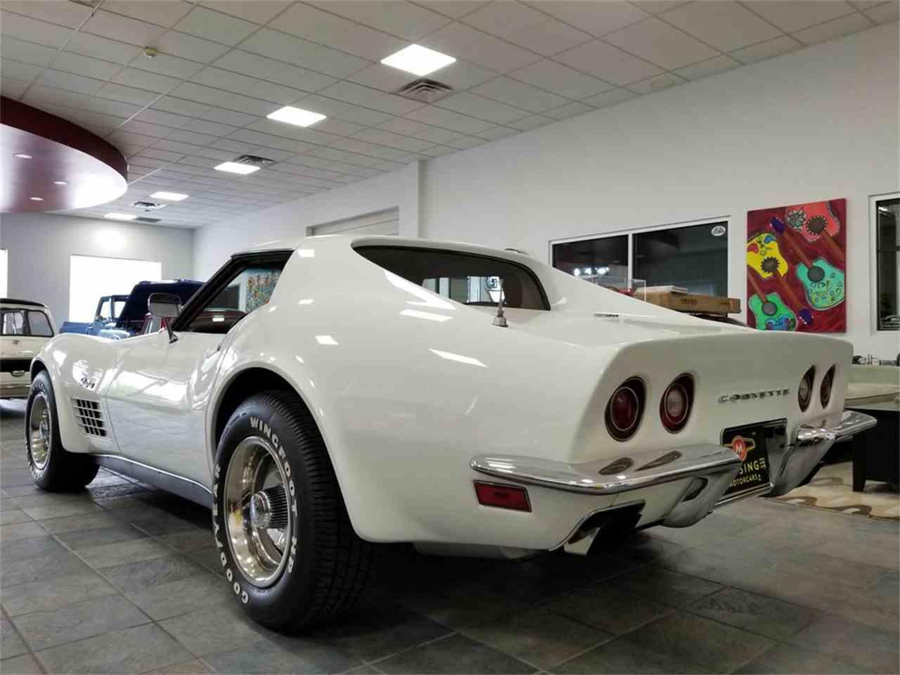 Large Picture of Classic 1971 Chevrolet Corvette Offered by Mosing Motorcars - M86F