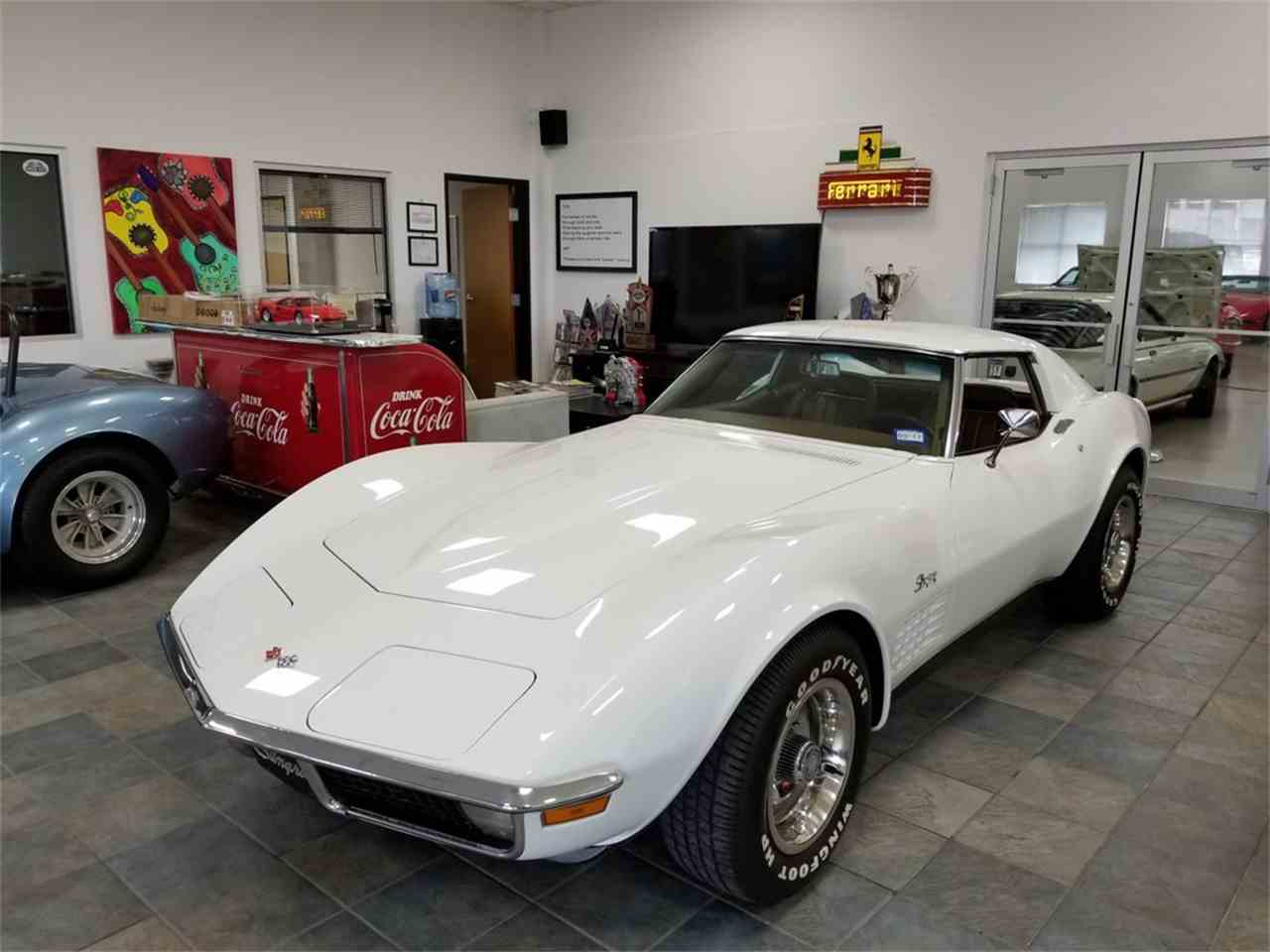Large Picture of Classic '71 Corvette located in Texas Offered by Mosing Motorcars - M86F