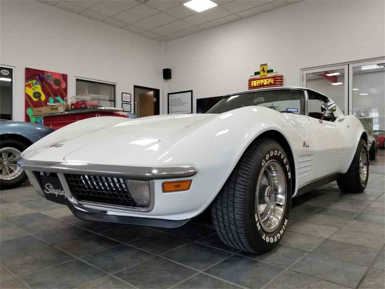 Large Picture of Classic '71 Corvette located in Austin Texas - M86F
