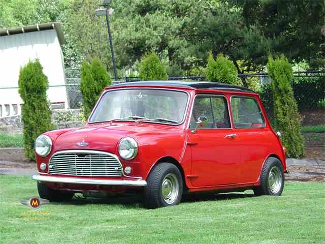 Picture of '66 Austin Mini Cooper - $55,000.00 - M86H