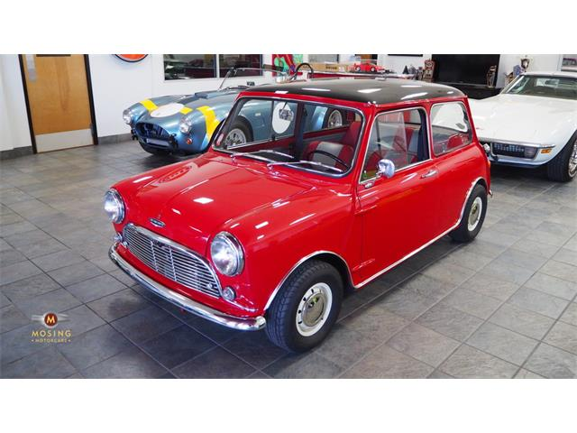 Picture of '66 Mini Cooper - M86H