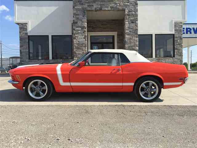Picture of '70 Mustang - M86R