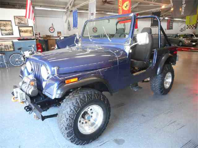 Picture of '79 CJ7 - M872