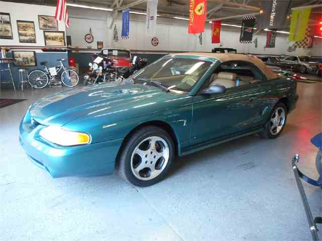 Picture of '97 Mustang - M87E