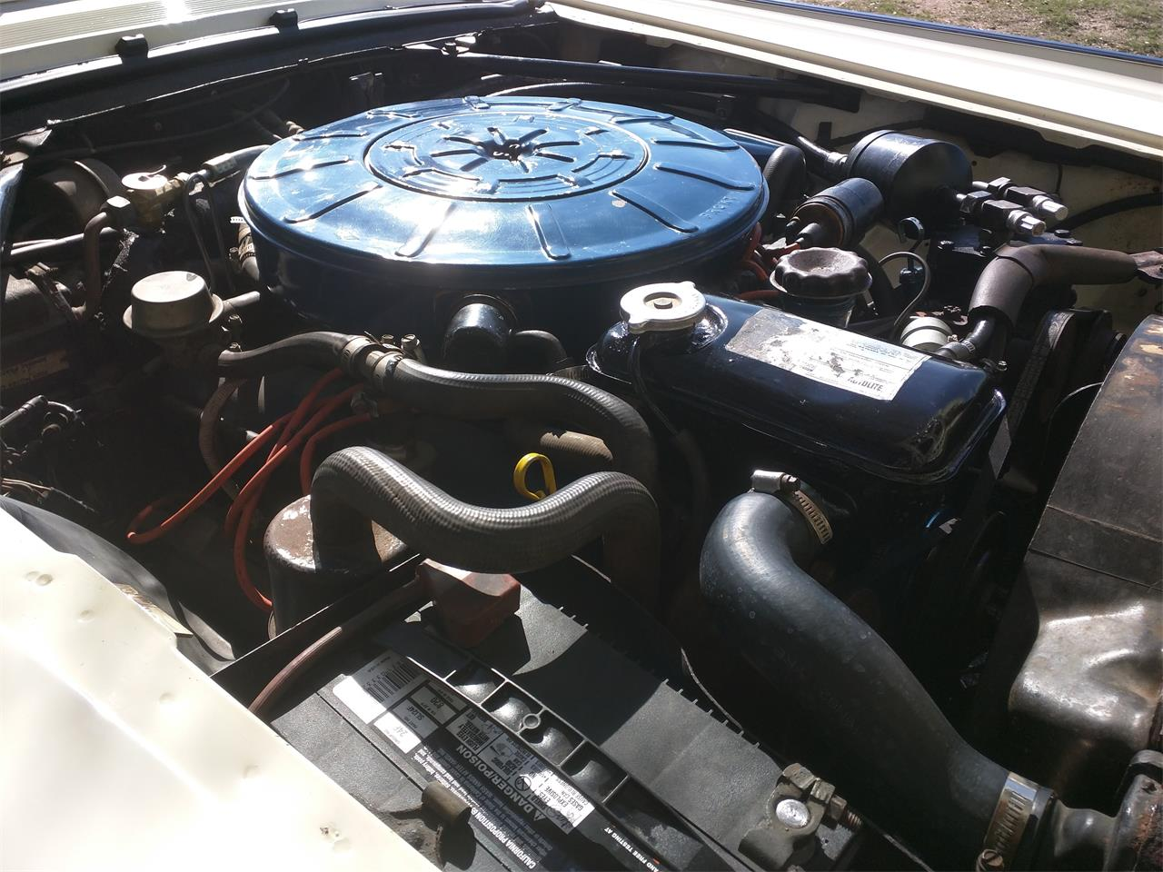 Large Picture of Classic '66 Lincoln Continental located in Georgetown Texas - $10,750.00 - M87N