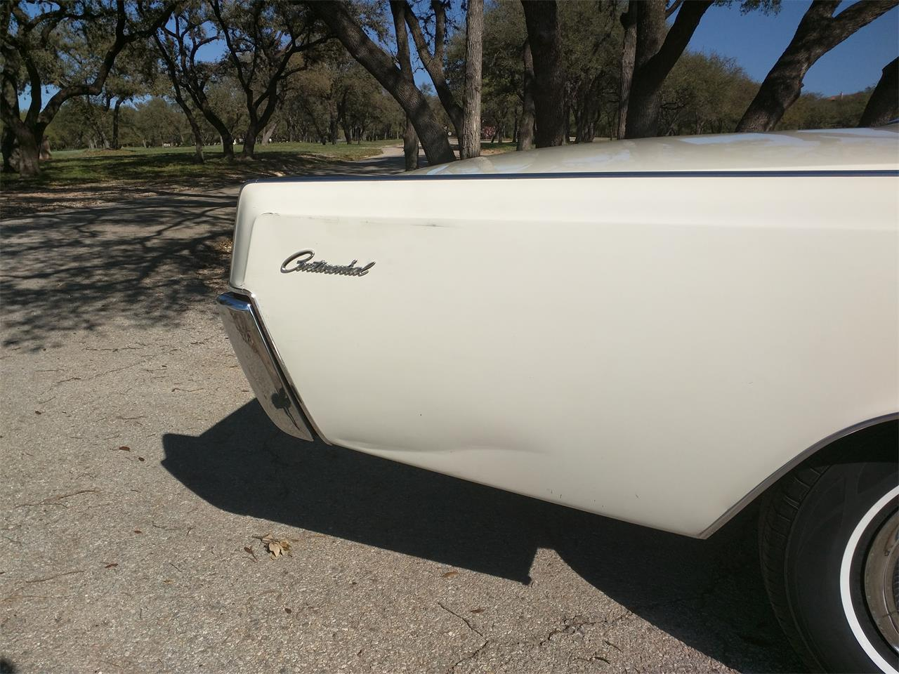 Large Picture of '66 Continental Offered by a Private Seller - M87N