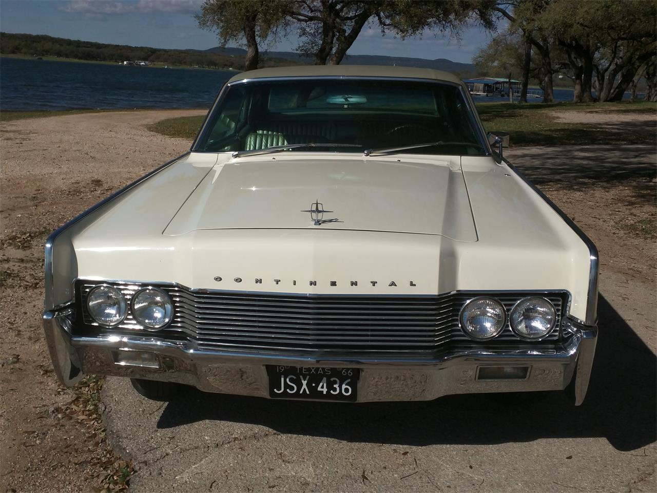 Large Picture of Classic 1966 Lincoln Continental - $10,750.00 - M87N