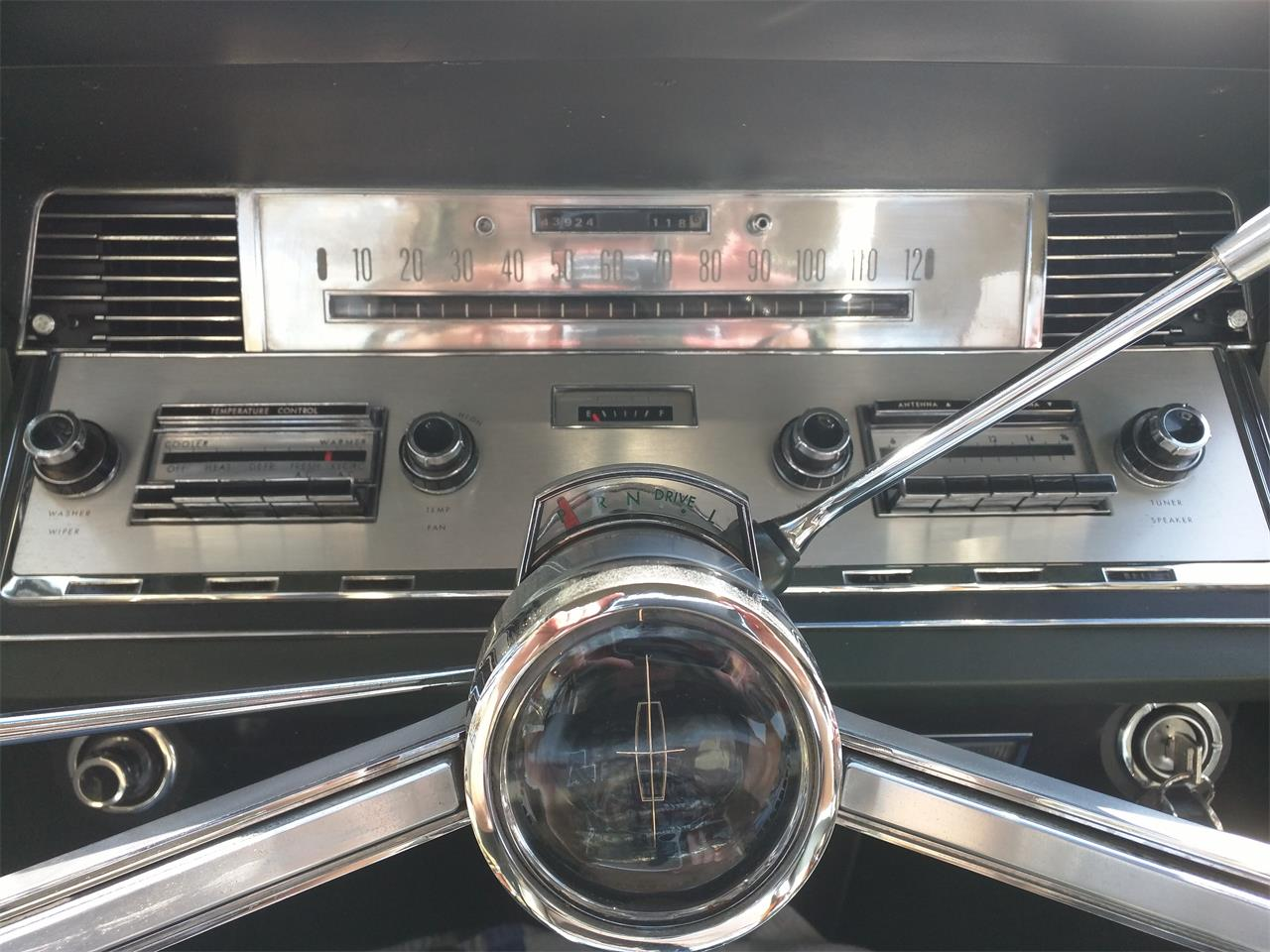 Large Picture of Classic '66 Continental Offered by a Private Seller - M87N