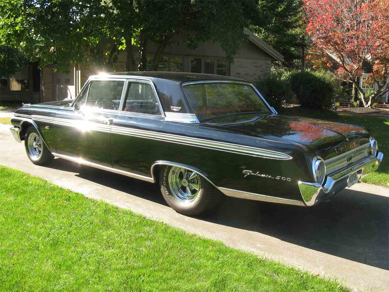 Large Picture of '62 Galaxie 500 - M87P