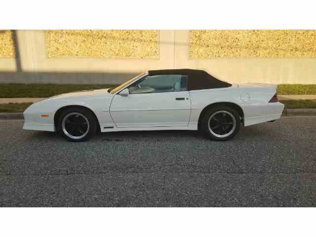 Picture of '89 Camaro - M87Z
