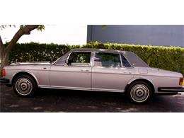 Picture of '86 Rolls-Royce Silver Spur - $18,900.00 Offered by Show Cars of Boca Raton - M883