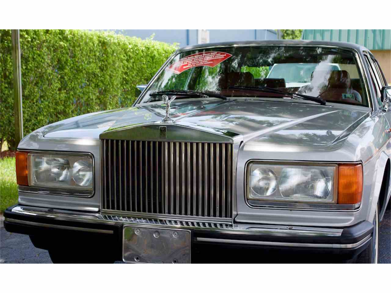 Large Picture of '86 Silver Spur - M883